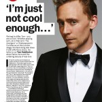 And of course my namesake Tom Hiddleston