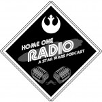 Myself and fellow Star Wars writer Cavan Scott joined the Home One Radio crew for a podcast chat