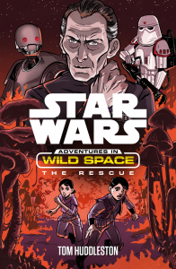 Star Wars the rescue cover